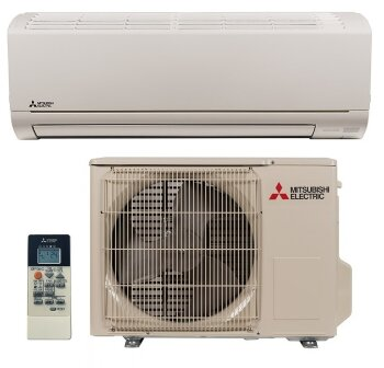 Mitsubishi Electric MSZ-DM35VA/MUZ-DM35VA Inverter