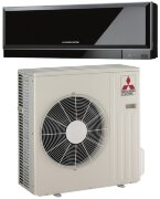 Mitsubishi Electric MSZ-EF50VE/MUZ-EF50VE Inverter (Black)