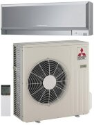 Mitsubishi Electric MSZ-EF50VE/MUZ-EF50VE Inverter (Silver)