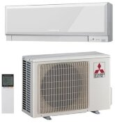 Mitsubishi Electric MSZ-EF25VE/MUZ-EF25VE Inverter (White)