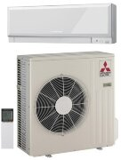 Mitsubishi Electric MSZ-EF50VE/MUZ-EF50VE Inverter (White)